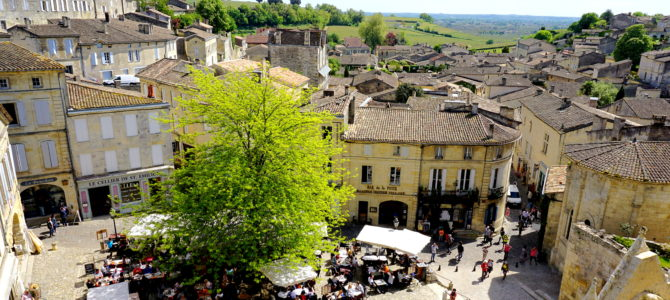 St Emilion and Chateau Guadet Wine Tour