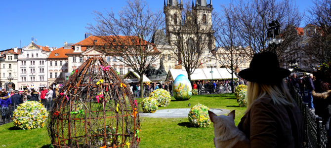 Coco Sees Easter in Prague Part 1