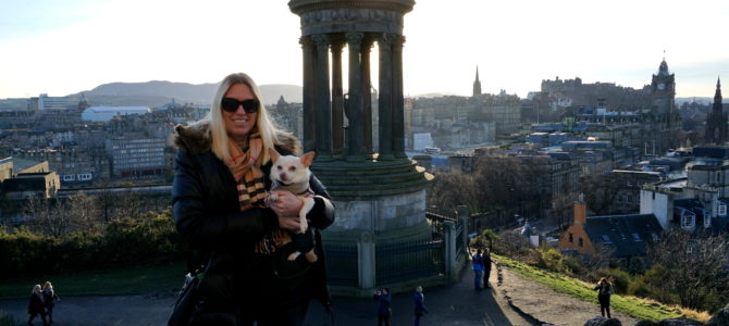 Adventures in Edinburgh with a Wee Dug Part 2